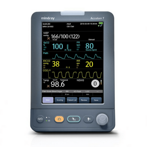 Mindray Accutorr 7 Vital Signs Monitor